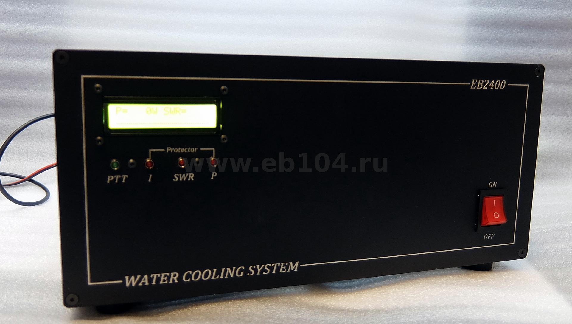 3  LDMOS HF amplifier 100W input 2400W output MRF1K50H 2 pcs